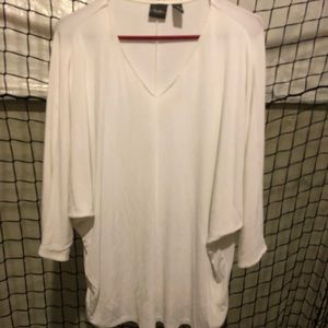 Travelers white blouse